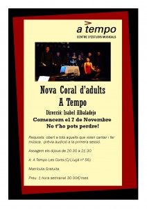 coral A Tempo adults
